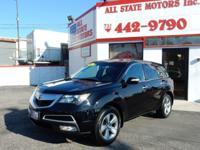 Options:  2011 Acura Mdx Awd 4Dr|Air