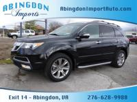 Options:  2011 Acura Mdx Sh-Awd W/Advance|Sh-Awd 4Dr