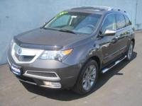 You can find this 2011 Acura MDX Advance Pkg AWD and