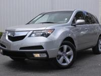 This 2011 Acura MDX luxury SUV is fully loaded with