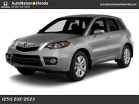 2011 Acura RDX Tech Pkg 2 Owner Clean Carfax 4-Cyl,