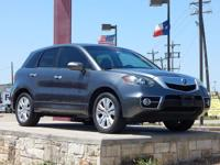 One owner clean carfax acura rdx technology package