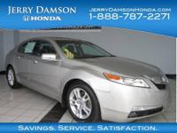 2011 Acura TL 4dr Sdn 2WD Our Location is: Jerry Damson