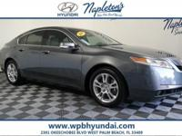 2011 Acura TL Clean CARFAX.Odometer is 22984 miles
