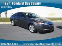 Honda of Bay County presents this CARFAX 1 Owner 2011