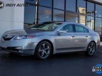 Options:  2011 Acura Tl 3.7 Technology|2011 Acura Tl