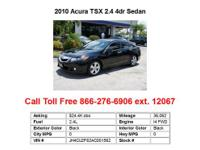 2011 Acura TSX 2.4 4dr Sport Wagon Station Wagon 4