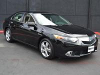 This 2011 Acura TSX 4dr 5-Speed AT features a 2.4L 4