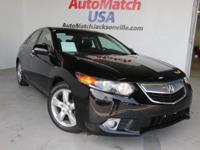 2011 Acura TSX Sedan Tech Pkg Our Location is: