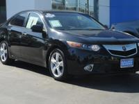 CARFAX 1-Owner, GREAT MILES 27,635! TSX trim, Crystal
