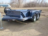 2011 AIR TOW UT14-10 TRAILER Our Location is: American