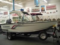 Description Alumacraft Trophy 185 with150 hp Yamaha