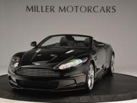 This is a Aston Martin DBS for sale by Miller