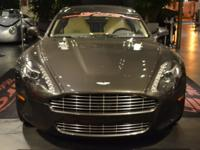 This is a Aston Martin, Rapide for sale by Euro