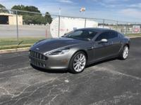 2011 ASTON MARTIN RAPIDE Engine: 6.0L 5935CC V12 GAS