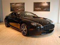 This 1-owner, low mile V8 Vantage N420 was sold new