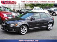This perfect Audi A3 comes geared up with everything!