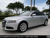 One Owner Clean Carfax. Premium Plus Package (Audi