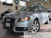 Options:  2011 Audi A4 2.0T Quattro Premium Awd  4Dr