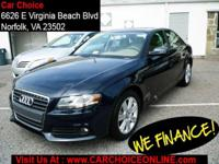 THE ALL-NEW 2010 AUDI A4 SEDAN IS LONGER WIDER AND