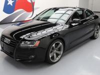 2011 Audi A5 with 2.0L Turbocharged I4 Engine,Automatic
