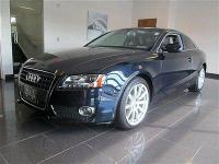 2011 AUDI A5 Quattro AWD Coupe (2 Door) Our Location