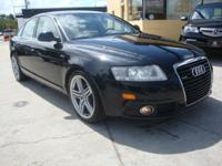 CLEAN CARFAX FLORIDA CAR AND LOADED. S-LINE PACKAGE