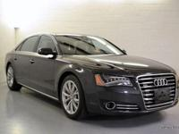 This 2011 Audi A8 L 4dr A8L QUATTRO AWD Sedan features