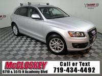 Add excitement to your commute in this 2011 Audi Q5
