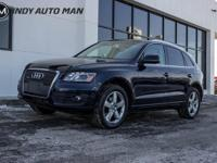Options:  2011 Audi Q5 2.0T Quattro Premium|2011 Audi