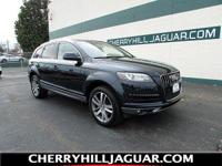 Drive this home today! The SUV you've always wanted!