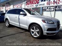 Clean Carfax*S-Line*Quattro*Panoramic Roof*Navigation*