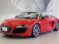 This 2011 Audi R8 5.2L the Price was just lowered even