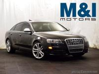 2011 S6! PRESTIGE PACKAGE! LOADED UP! NAVIGATION! PUSH
