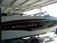 2011 Bayliner 235 INCLUDES: KARAVAN GALVANIZED TRAILER,
