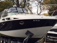2011 Bayliner 335 Bow thruster, underwater lights, AC,