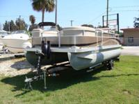 115 Yamaha 4-stroke, Bimini, am/fm/cd, Trailer, Gps