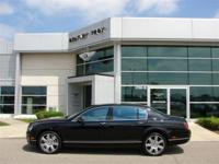 Pre-Owned 2011 Bentley Flying Spur.  Beluga with