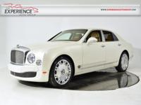 2011 Mulsanne Launch and Premier Specifications