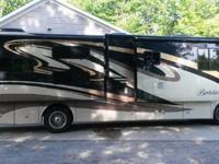 Smoke & Pet Free 2011 Forest River Berkshire 390BH,
