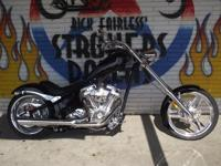 Check out the all new 2011 Big Dog K9 250 - - This bike