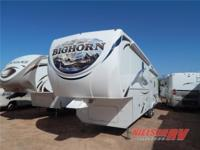 (435) 363-3536 ext.188 Heartland Bighorn Fifth Wheel