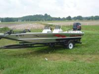 . We are selling our used 2011 Blazer Jet Boat 1956