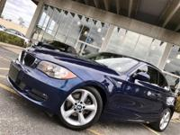 This outstanding example of a 2011 BMW 1 Series 128i is