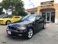 Options:  2011 Bmw 1 Series 128I 2Dr Coupe