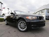 2011 BMW 128i Convertible!! Certified! Traditional Jet