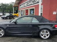 2011 BMW 1 Series 135i 2dr Convertible with a 3.0L I6
