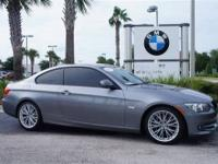 THIS 335I BIMMER DELIVERS A SPECIAL COMBINATION OF