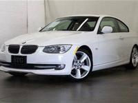 2011 BMW 3 Series 2dr Cpe 328i RWD SULEV Coupe