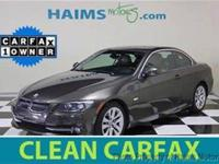 CLEAN CARFAX NO ACCIDENTS ONLY 1 PREVIOUS OWNER REAR